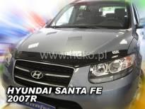 Дефлектор за преден капак(хауба) за Hyundai Santa FE 2006-2012