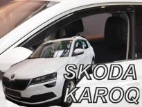 Предни ветробрани HEKO за SKODA Karoq 5 врати после 2017 година