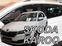 Комплет ветробрани Heko за SKODA Karoq 5 врати после 2017 година