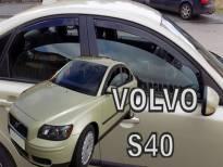 Комплет ветробрани Heko за Volvo S40 4 врати седан 2004-2012