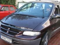 Дефлектор за преден капак(хауба) за Chrysler Voyager 1996-2000