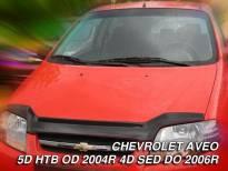Дефлектор за преден капак за Chevrolet Aveo 5 врати след 2004 година