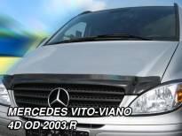 Дефлектор за преден капак за Mercedes Vito след 2003 година