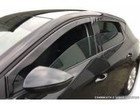 Комплект ветробрани Heko за BMW X1 F48 след 2015 година, тъмно опушени, 4 броя