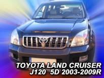 Дефлектор за преден капак(хауба) за Toyota Land Cruiser J120 2003-2008