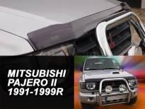 Дефлектор за преден капак за Mitsubishi Pajero 1991-1999