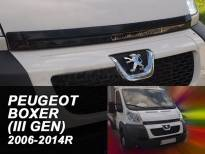 Дефлектор за преден капак(хауба) за Peugeot Boxer III/Fiat Ducato III/Citroen Jumer III 2006-2014