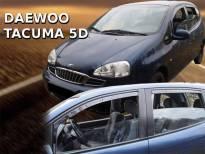 Комплет ветробрани Heko за Daewoo Tacuma, Chevrolet Rezzo 5 врати 2000-2011 4 бр.