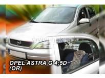 Комплет ветробрани Heko за OPEL Astra G/Classic седан/хечбек 1998-2009 година 4 бр. (OR)