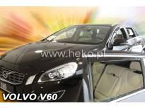Комплет ветробрани Heko за Volvo V60 5 врати после 2010 година