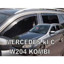 Комплет ветробрани Heko за Mercedes C W204 4 врати караван 2007-2014