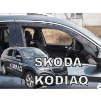Предни ветробрани HEKO за SKODA Kodiaq 5 врати после 2016 година