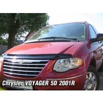Дефлектор за преден капак(хауба) за Chrysler Voyager после 2000 година