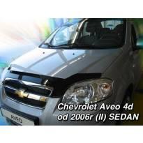 Дефлектор за преден капак(хауба) за Chevrolet Aveo II после 2006 година