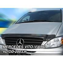 Дефлектор за преден капак(хауба) за Mercedes Vito после 2003 година