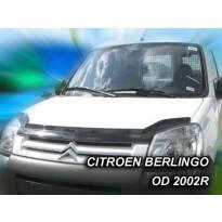 Дефлектор за преден капак(хауба) за Citroen Berlingo/Peugeot Partner после 2002 година
