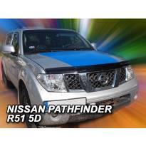Дефлектор за преден капак(хауба) за Nissan Navara/Pathafinder после 2005 година