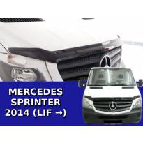 Дефлектор за преден капак(хауба) за Mercedes Sprinter после 2013 година