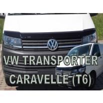 Дефлектор за преден капак(хауба) за VW Caravelle T6 после 2015 година