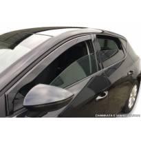 Предни ветробрани Heko за Opel Vivaro, Renault Trafic, Nissan Primastar 2001-2014, тъмно опушени, 2 броя