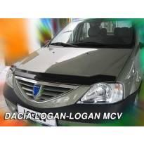 Дефлектор за преден капак(хауба) за Dacia Logan 4 врати/Logan MCV 5 рати 2004-2012