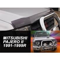 Дефлектор за преден капак(хауба) за Mitsubishi Pajero 1991-1999