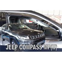 Предни ветробрани HEKO за Jeep Compass MP 5 врати после 2017 година