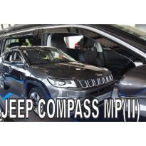 Комплет ветробрани Heko за Jeep Compass MP 5 врати после 2017 година, 4 бр.