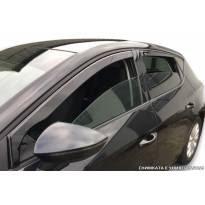 Комплект ветробрани Heko за BMW серия 5 G30 седан след 2017 година, тъмно опушени, 4 броя