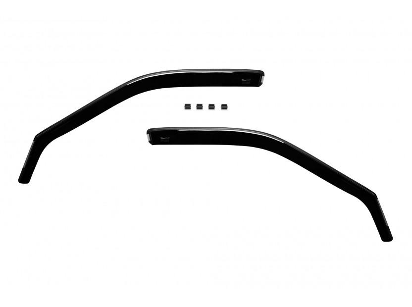 Heko 4 pieces Wind Deflectors Kit for BMW 3 series E36 sedan 1991-2000 2